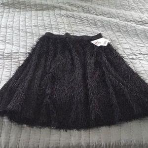 New Lularoe Elegant Jill XS feather skirt